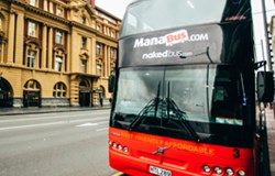Sir Brian Souter Acquires Naked Bus In New Zealand