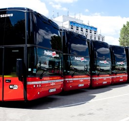 Souter Investments Launches Express Coach Service In Poland