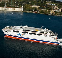 Souter Consortium Completes $861 Million Ferry Deal In Istanbul